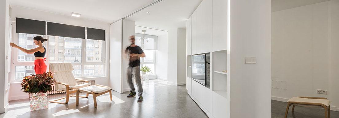 Consejos expertos qu tener en cuenta al elegir tu fachada revear - Paredes moviles ...